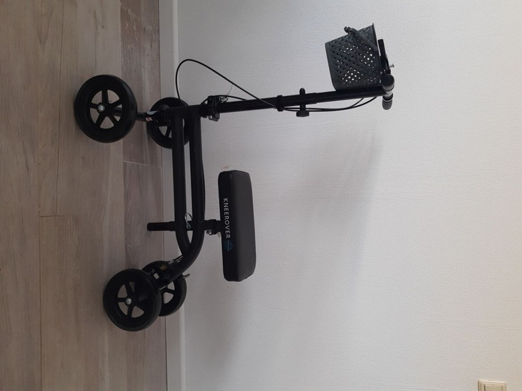 Step / rolstoel / kneerover