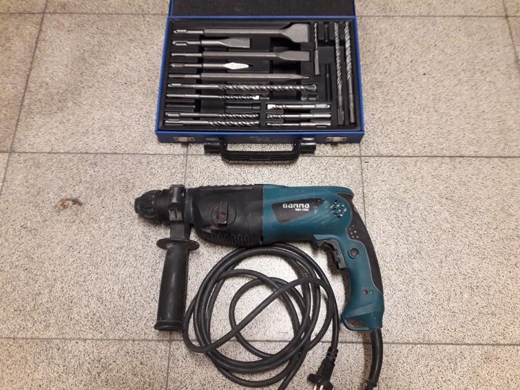 Professionele boormachine + boor 6 tot 16mm