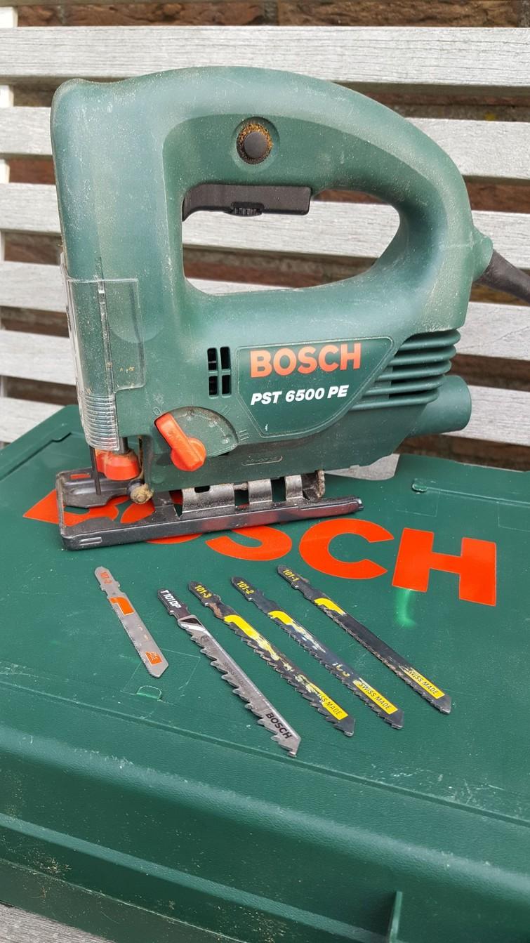 Decoupeerzaag Bosch pst 6500 pe