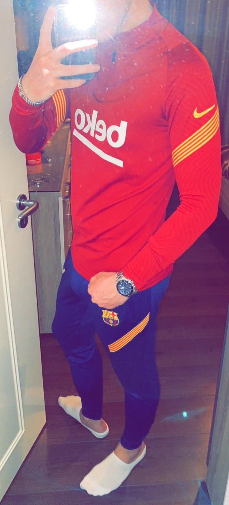 Trainingspak FC Barcelona