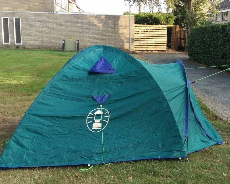 tent tweepersoons