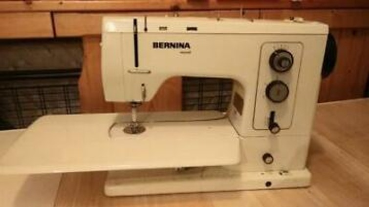 naaimachine bernina