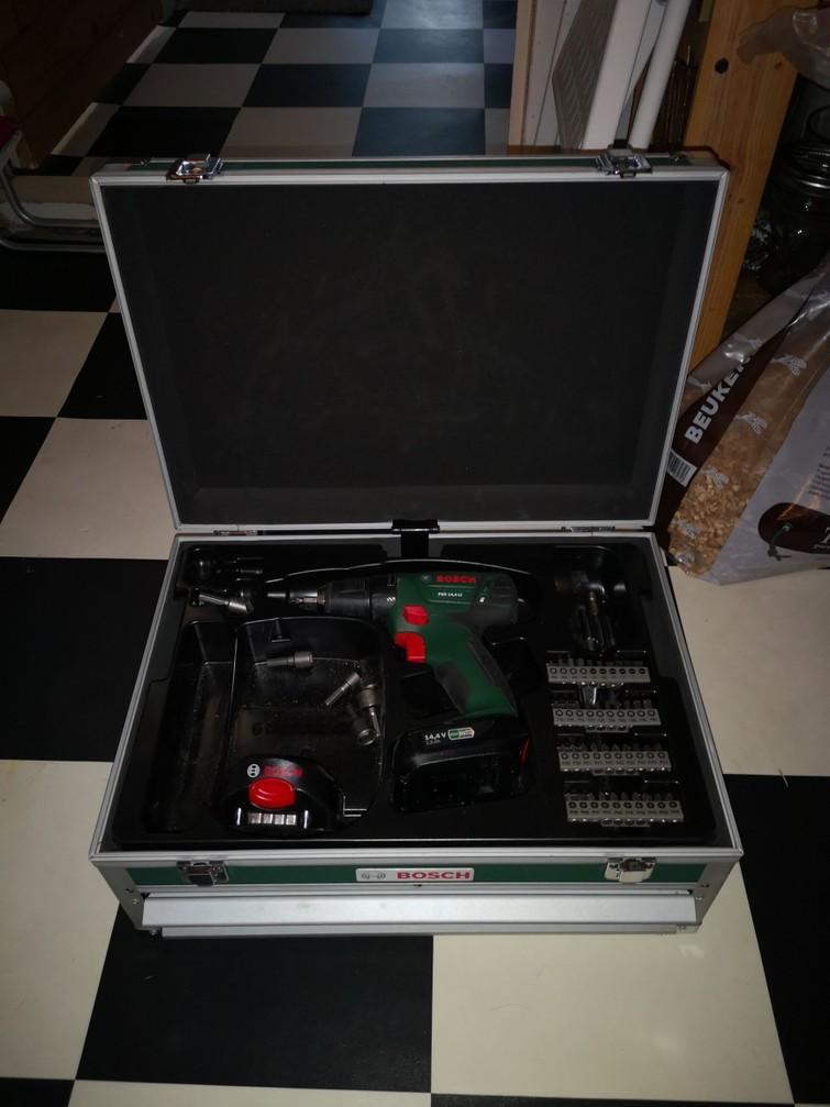 Accuboormachine