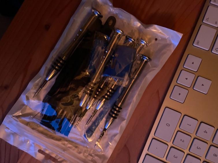 MacBook schroevendraaier set