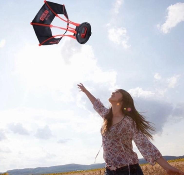 Parachute voor GoPro 5 / 6 en 7 Black