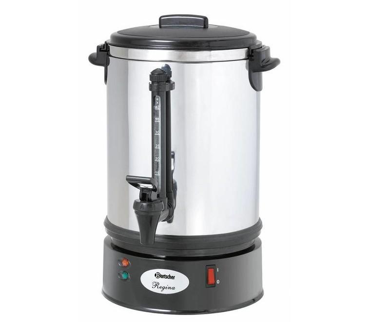 koffie Percolator Professioneel | 48 Kopjes | 6,8 Liter