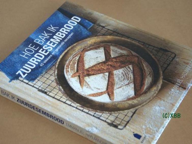 Boek Hoe Bak ik Zuurdesembrood