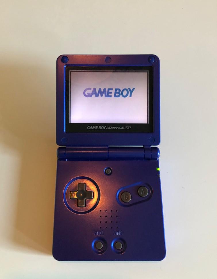 Nintendo Game Boy Advance (Retro Gaming)