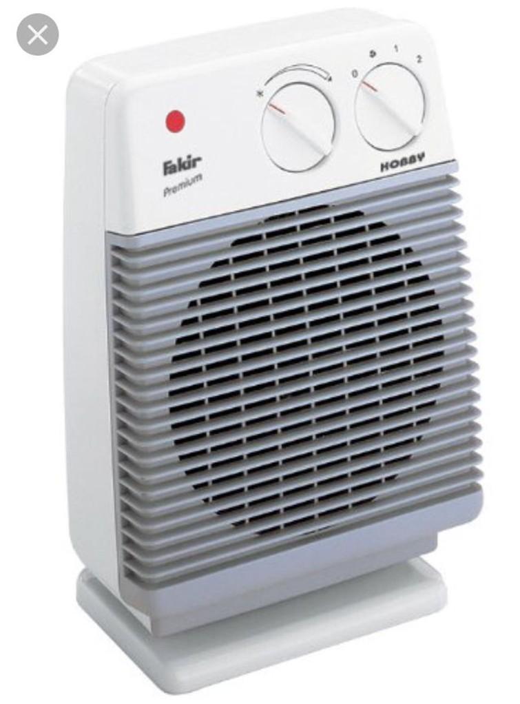 Elektrische Verwarming toestel