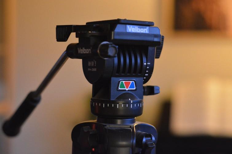 Video camera Tripod Statief
