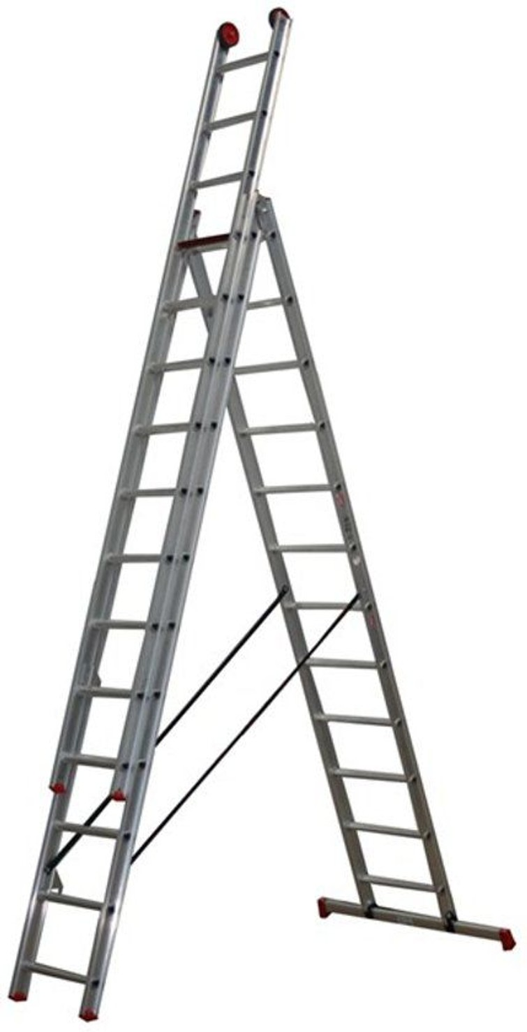 Ladder - Altrex All Round Reformladder 3x12