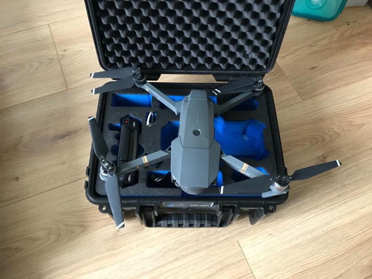 Camera drone DJI Mavic Pro