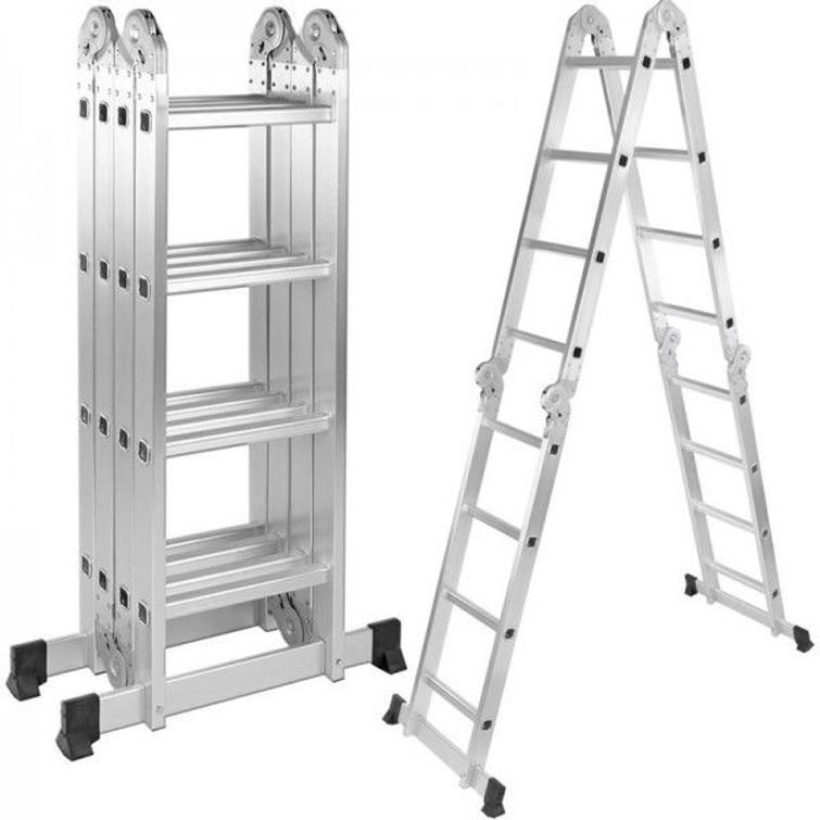 Lange ladder, tot ongeveer 4 meter