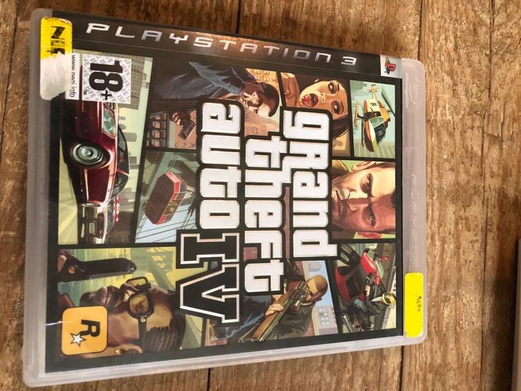 PlayStation 3 Grand Theft Auto 4