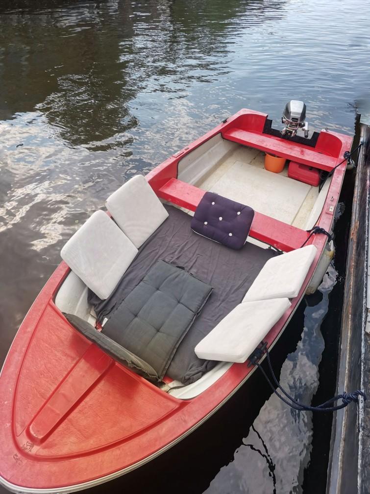 Boot | grachtenboot | sloep