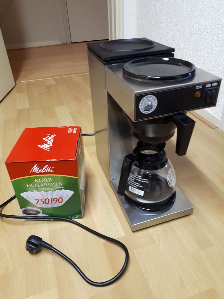 Animo koffiemachine
