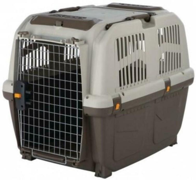 Reisbench / transportbox voor de hond