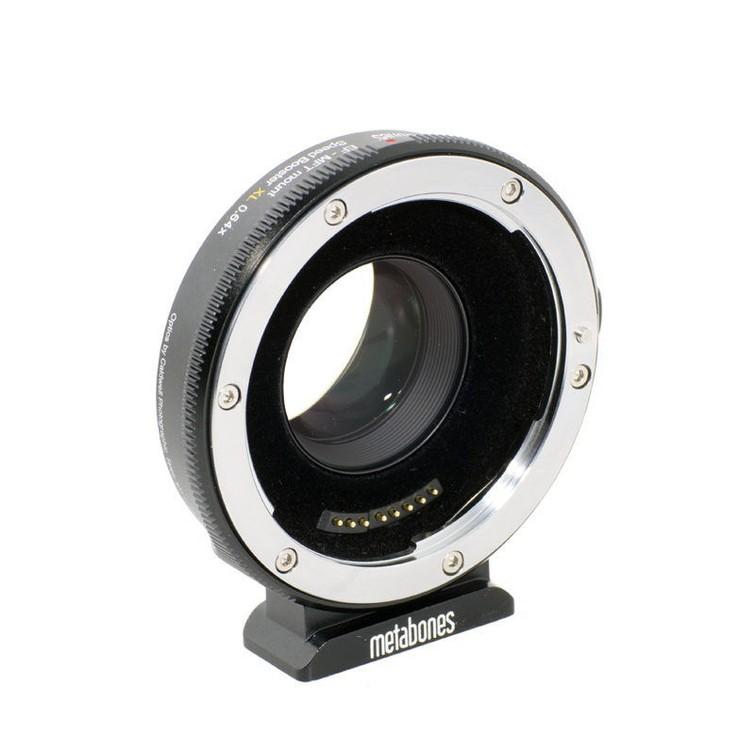 Metabones Canon EF naar MFT T Speed Booster XL (0.64x)