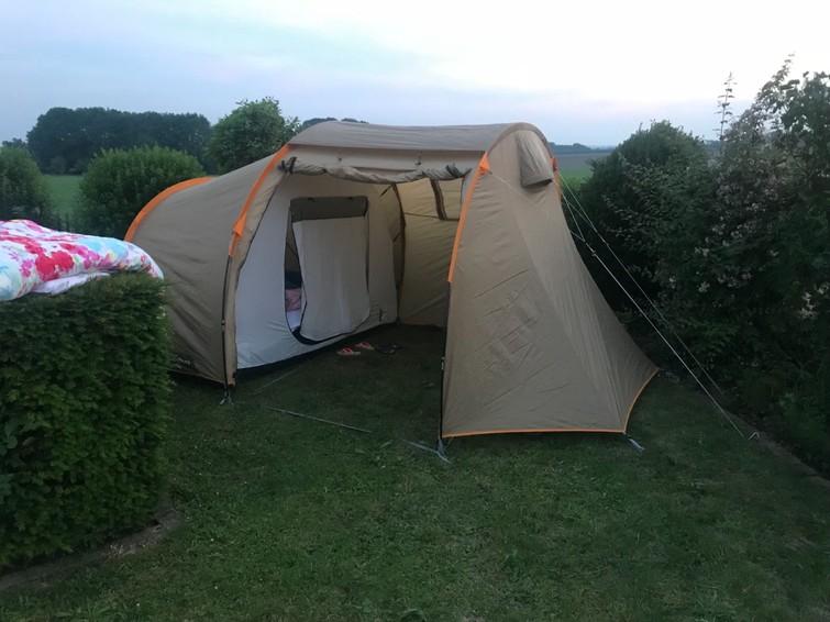 Tent 2-3 personen