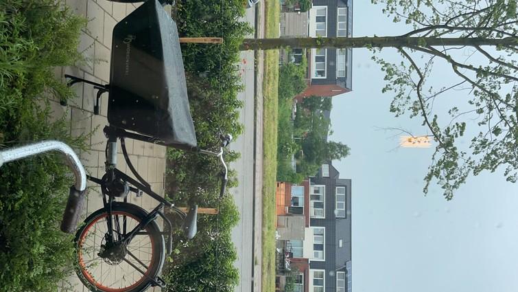 Elektrische bakfiets workcycles/Electric cargo bike workcycles