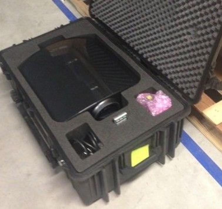 Thuisbioscoop projector
