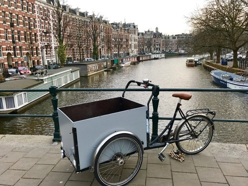 Babboe Classic bakfiets